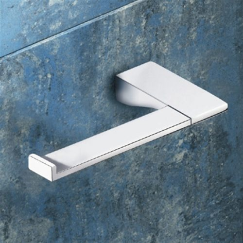 Gedy Glamour Open Toilet Roll Holder In chrome 5724-13