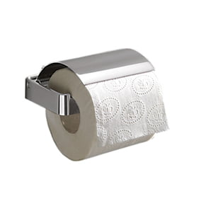 Gedy Lounge Toilet Roll Holder with Covered Flap 5425-13