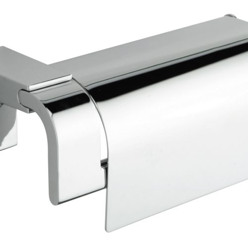 Sonia Eletech Toilet Roll Holder with Flap Cover 114160