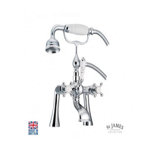St James Bath Mixer With Fixed Centers SJ320CPLH-3233