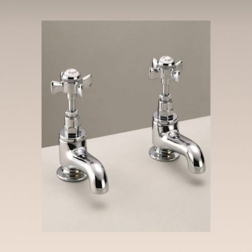 St James england handle bath taps SJ110CPEHSD