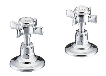 St James Deck Mounted Bath Valves SJ600CPEH
