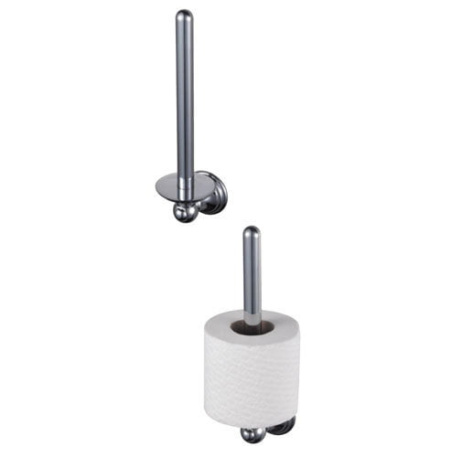 Haceka Allure Spare Toilet Roll Holder 72.ALSTRH