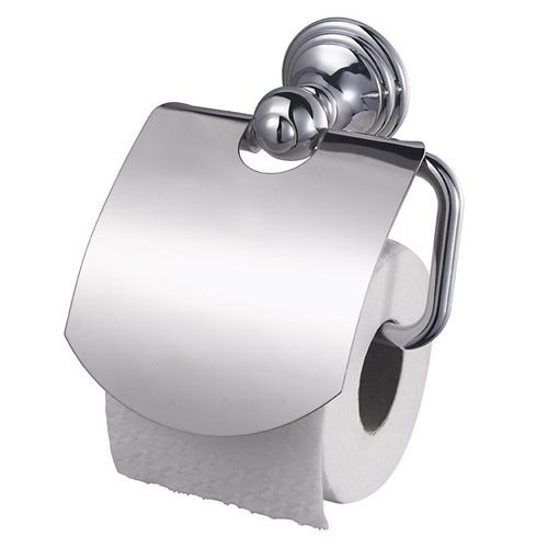 Haceka Allure Toilet Roll Holder With Cover 72.ALTRHL