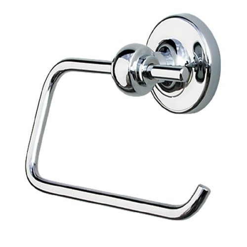 Sonia Dallas Open Toilet Roll Holder in Chrome 085415
