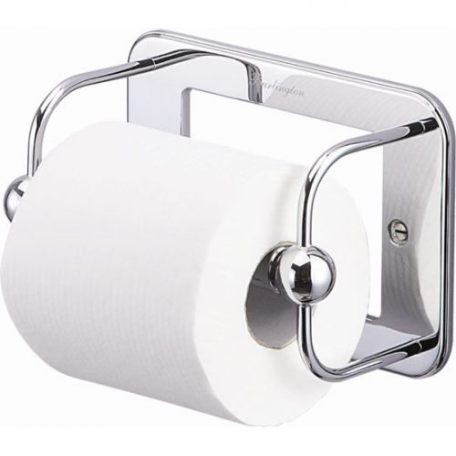 Burlington Chrome Toilet Roll Holder 110.A16CHR