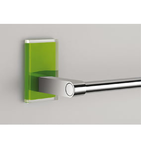 Gedy Maine Backplate Set of 2 In Green 7805-04