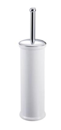 St James Ceramic Toilet Brush Holder SJ623CP