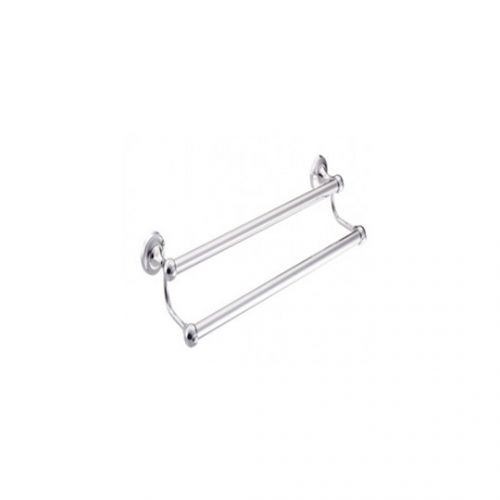 St James Double Towel Rail SJER618CP