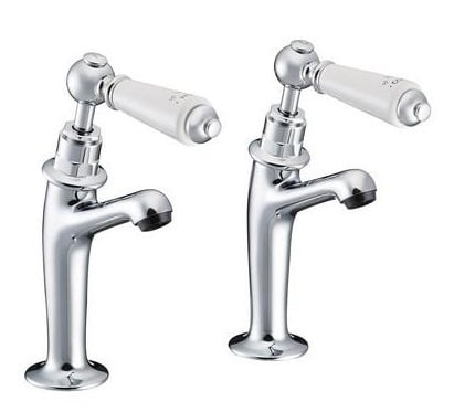 St James Sink Pillar Taps SJ120CPLL