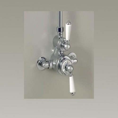 St James Exposed Thermostatic Shower Valve SJ7400CPLL