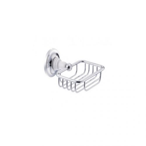 St James Wall Mounted Soap Basket SJ614CPPS