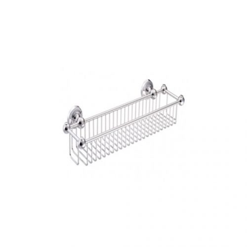 St James Wall Mounted Wire Bottle Basket SJER641CP