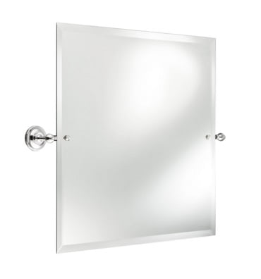 St James 600 x 600mm Square Mirror SJ636CPPS