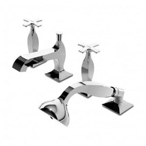 Zucchetti Bellagio 4H Bath Shower Mixer ZB1441