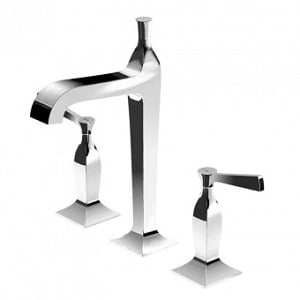 Zucchetti Bellagio 3 Hole High Spout Basin Mixer ZB2426