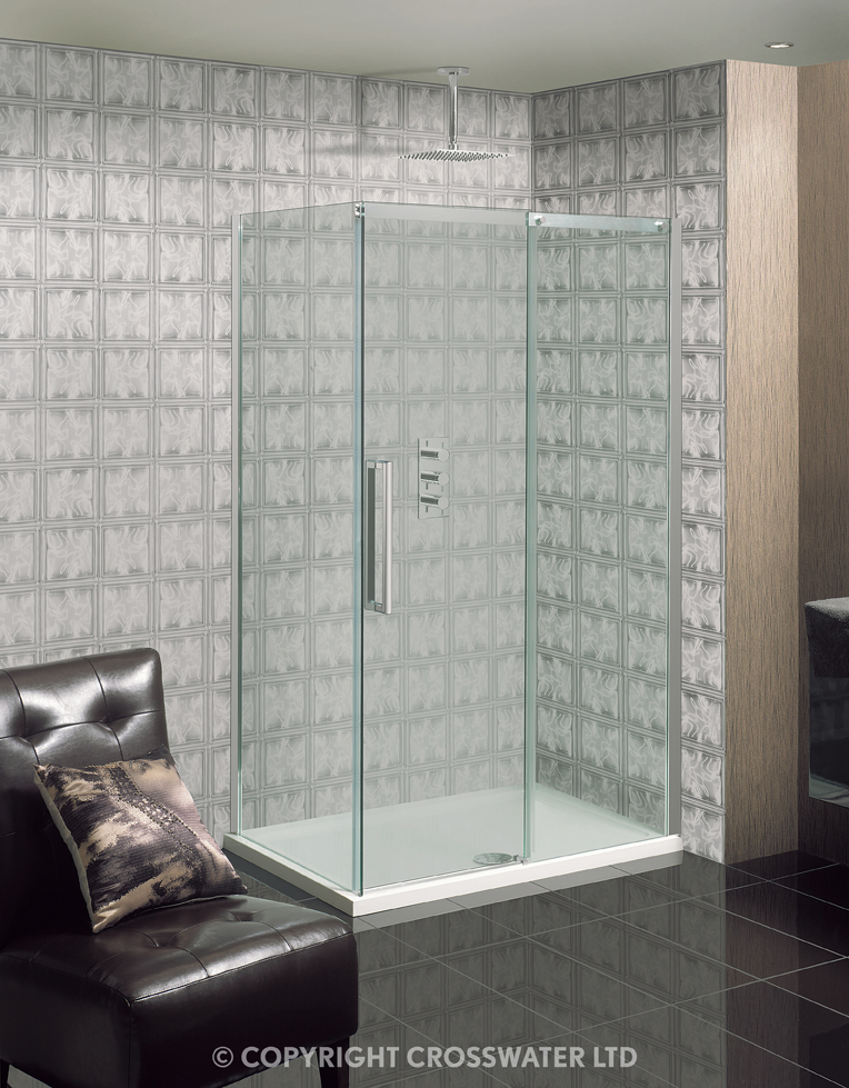 Simpsons Ten Side Panel ONLY Silver 800mm 10800PANEL