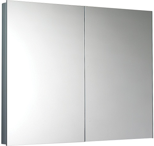 Saneux Ice 90cm wall-mounted mirror cabinet 1092