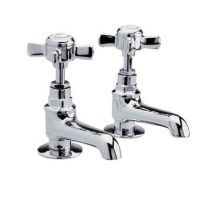 Premier Chrome Beaumont Bath Taps I322XE