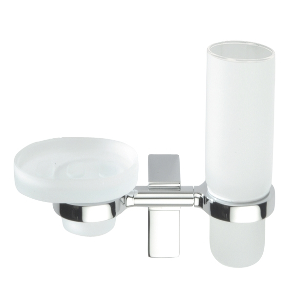 Sonia Eletech Tumbler And Soap Dish Holder Combo 114139