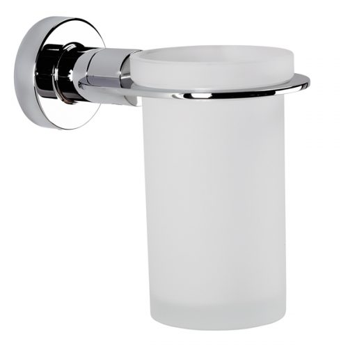Sonia Tecno Project Bathroom Tumbler Holder Chrome 116935