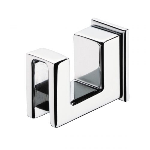 Sonia Nakar Modern Look Chrome Bathroom Robe Hook 118984