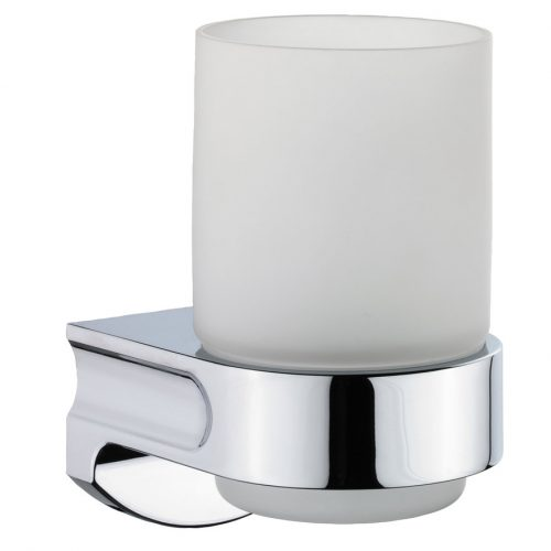 Sonia S1 Tumbler Holder in a chrome finish 122097