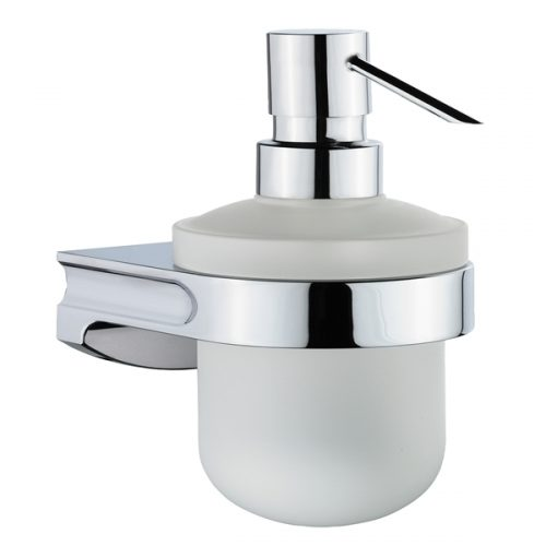 Sonia S1 modern Soap Dispenser in chrome 122240