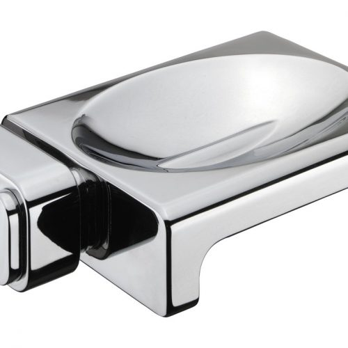 Sonia Nakar Wall Mounted Bathroom Metal Soap Dish 123889