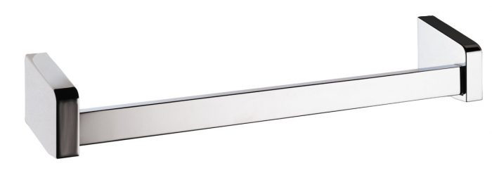 Sonia S3 Towel Bar 78cm wide in chrome 124664