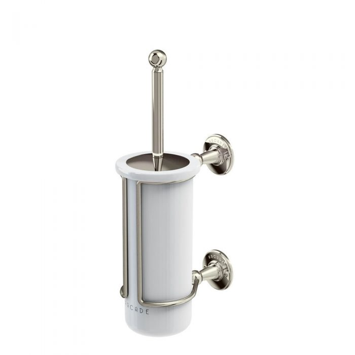Arcade Toilet Brush And China Holder 139.ARCA8NKL