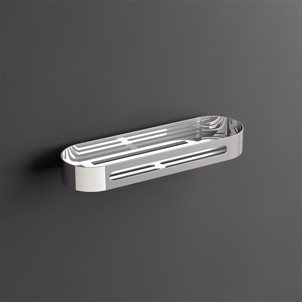 Sonia S5 Fahrenheit Chrome Shower Basket 315 141500