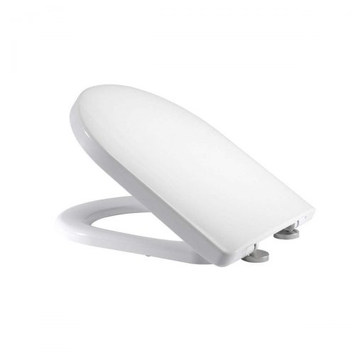 Diode D Shape Replacement Soft Close Toilet Seat