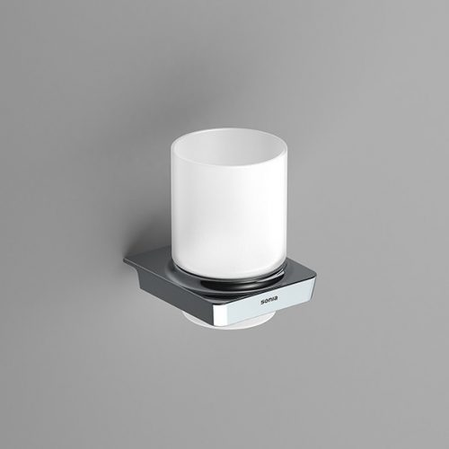Sonia S6 Modern Wall Mounted Tumbler Holder 160990