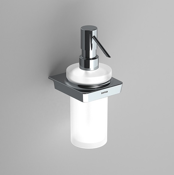 Sonia S6 Modern Soap Dispenser Wall Mounted 161010