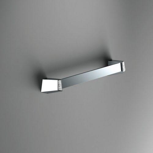 Sonia S8 Swarovski 34cm Bathroom Towel Rail 161874