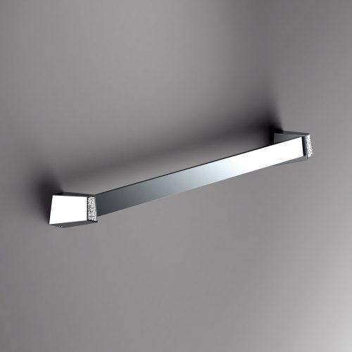 Sonia S8 Swarovski 49cm Bathroom Towel Rail 161881
