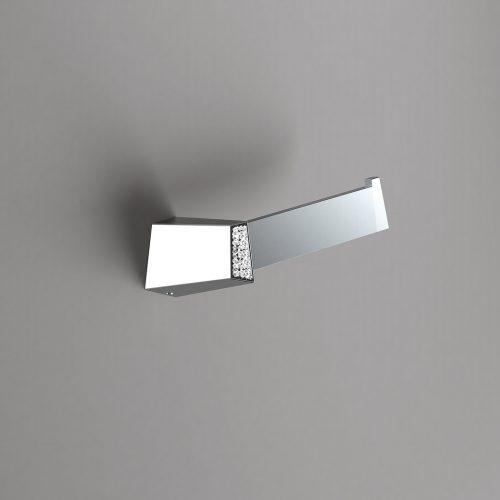 Sonia S8 Swarovski Open Toilet Roll Holder 161959