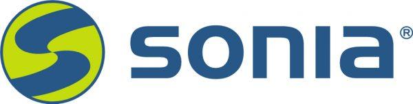 Sonia S8 Modern Chrome Open Towel Bar 161805
