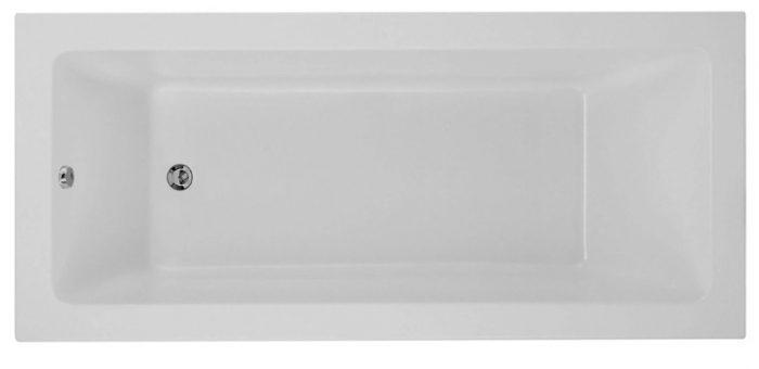 Saneux Stetson 1800mm x 800mm single ended big bath 20155