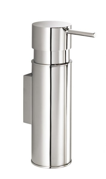 Gedy Kyron Soap Dispenser Wall Mounted in Chrome 2086-13