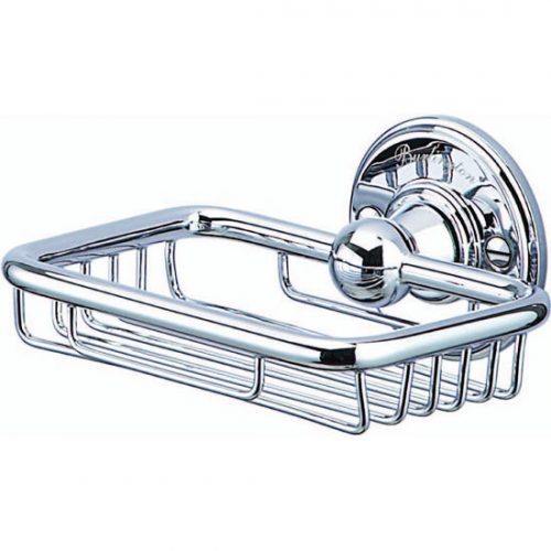 Burlington Chrome Soap Basket 110.A13CHR-0