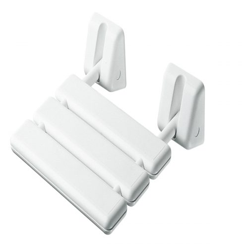 Gedy Sound Shower Seat In White 2282-02