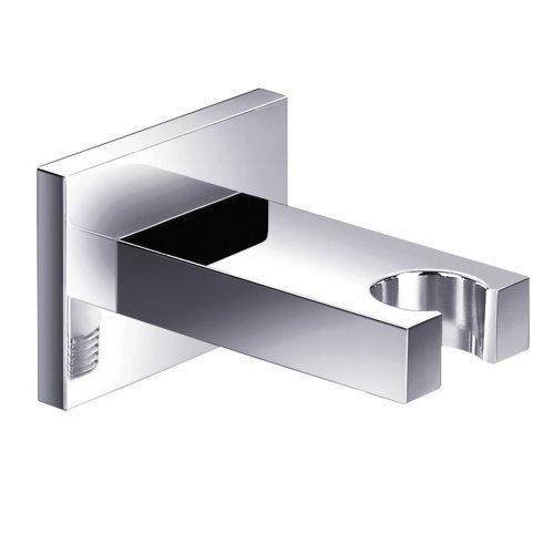 Just Taps Plus Square Minimalist Handshower Holder 33121