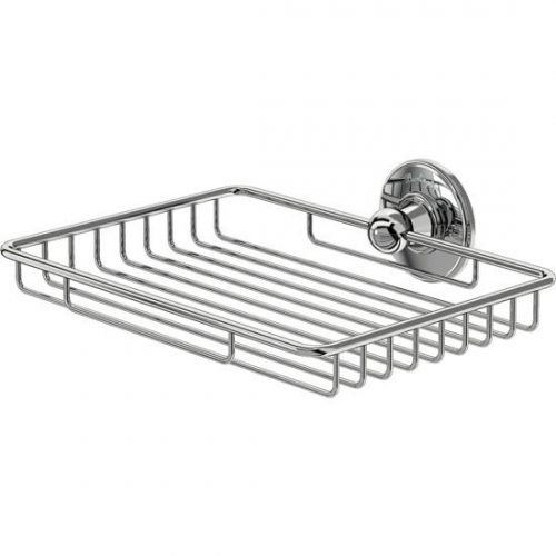 Burlington Chrome Sponge Basket 110.A15CHR