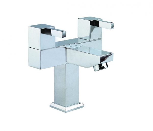 Just Taps Plus SQ Shower Kit With Front Fix HP1 351