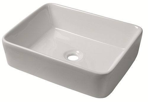 Saneux Matteo Podium 48 x 37cm sit on Washbasin 39007