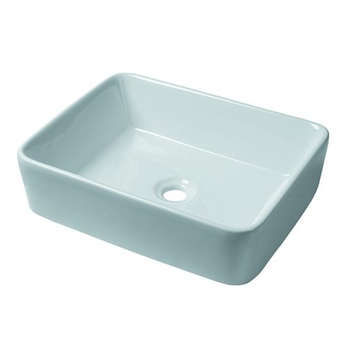 Saneux PANORMIC 65x37cm sit-on basin 663558