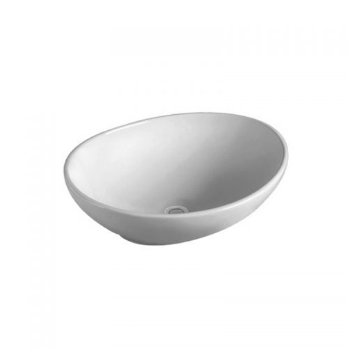Saneux Podium 41 x 34cm Sit on Countertop Bowl 39012