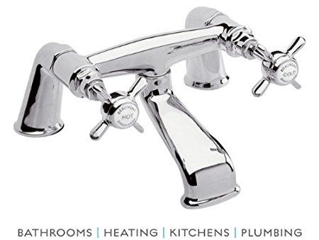 Premier Chrome Beaumont Bath Filler I328X